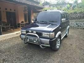 Dijual Kijang Jantan Raider Jeep Limited Edition Tahun 95