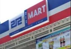 Dibutuhkan Segera Sales Kanvaser Minimarket di Kota Tangerang