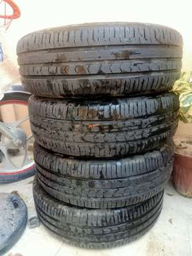 Used tyre for sale in good condition