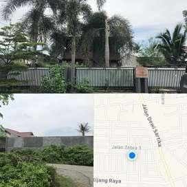 Rumah Kayu di kota Palu