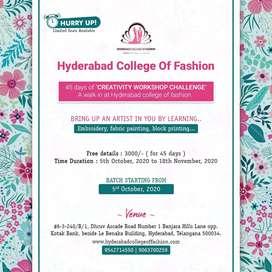 Hyderabad college of fashion