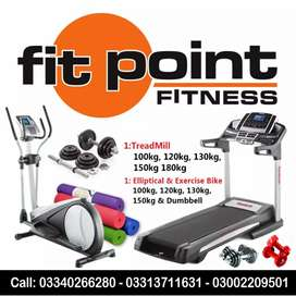 FIT POINT FITNESS