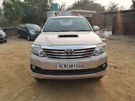 Toyota Fortuner 2.8 4X4 Automatic, 2012, Diesel