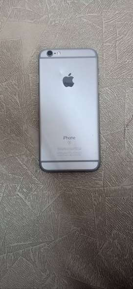 Iphone 6s 64gb with charger, bill