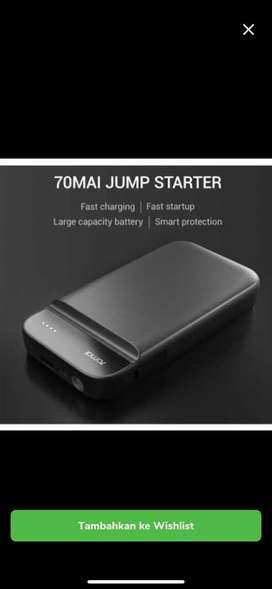 Xiaomi jumper mobil dan powerbank original