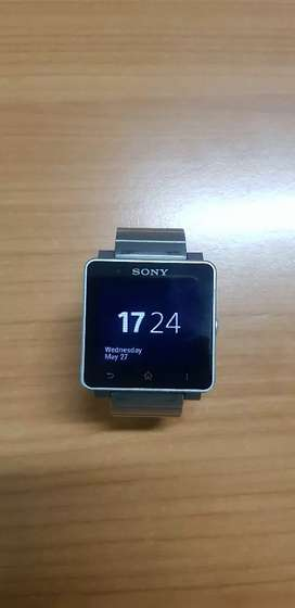 Sony smartwatch 2 Stainless Steel Metal (Nego)