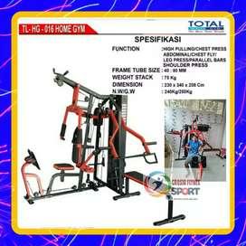 Alat fitnes surabaya home gym BEST 016 JM5