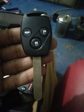 Honda City honda rebon remote key make and available