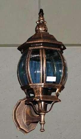 Lampu dinding tempel hias klasik murah