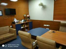 beautifully furnished 50 seats 10 cabins conference reception in sec65