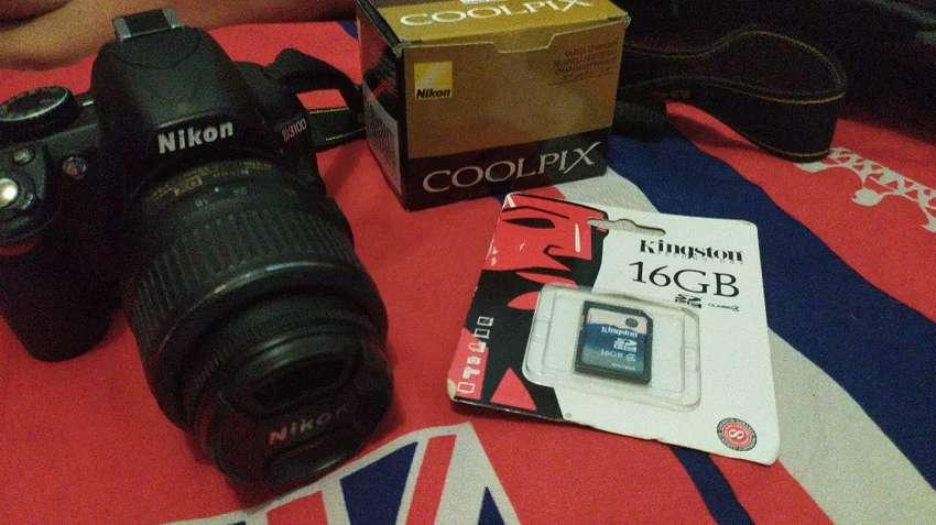 Nikon D3100 bekas 0