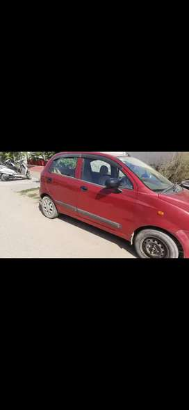 Chevrolet Spark 2008 fully petrol driven . It is in good condition