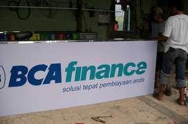 pusat papannama reklame neonbox banner rontek umbul bendera sticker