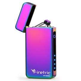 Firetric Korek Api Elektrik Double Pulse Plasma Arc Lighter - HY-6008C