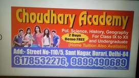 Choudhary Academy