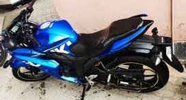 Suzuki Gixxer Sf Blue(BV Model)