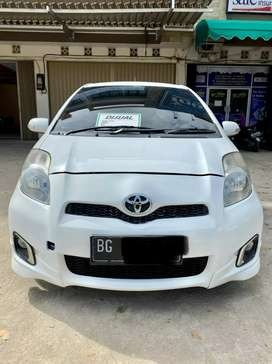 Toyota Yaris 2012 tipe S limited 1.5 A/T km 77rb