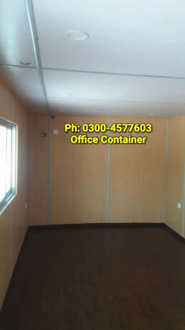 Porta cabin container office prefab homes portable toilet guard room 0