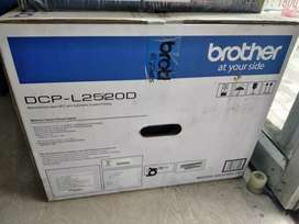 Brother multi function printer DCP L2520D