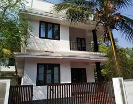 AN ATRACTIVE NEW 3BED ROOM 1300SQ FT 3CENTS HOUSE IN ATTORE,THRISSUR