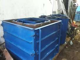 Box  culvert , gorong gorong