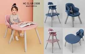 High Chair Cocolatte Multi Switch CL UR 2308 Kursi Makan Anak Bayi