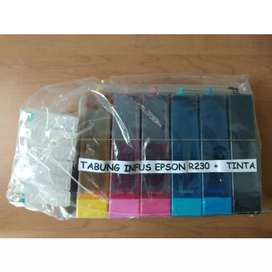 Tabung infus R230 infus + tinta