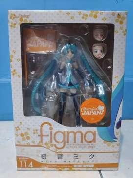 Figma Hatsune Miku Cheerful Japan 114 Original