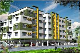 Residential flat for sale at Crooked lane, Near Barabazar Main Road