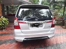 Innova 2013 model DL re to Kerala