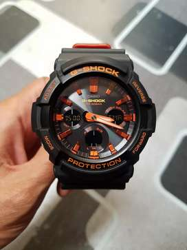 Casio G Shock GAS 100 RB