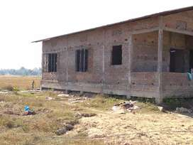 Assam type newly build house for sale AREA COVERED 1 BIGHA