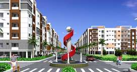 విజయవాడ గన్నవరంలో 2 BHK ఫ్లాట్స్ @32* L,90% SBI LOAN Facility Hurry up
