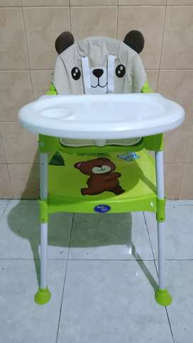 Kursi Meja Makan Bayi Separable High Chair Baby Safe