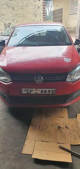 A new condition car for Volkswagen polo