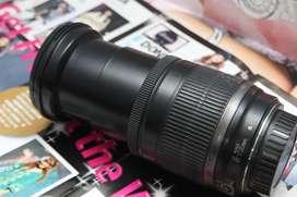 Canon 18-200 mm tele panjang