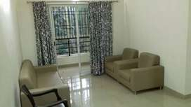 2 Bhk furnished flat 42 lakh kavoor near junction
