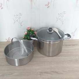 Supra Cooker Steamer 32 Cm