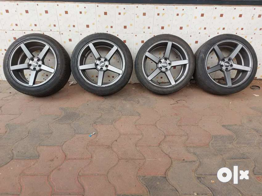 Polo,altis etc vehicles using 17 inch 5 hole 100 pcd 4 alloys & tyres 0