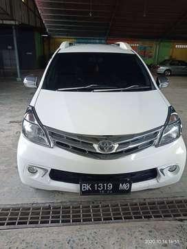 Toyota Avanza Tipe G Tahun 20123