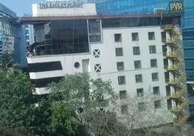 3400 sqft semi furnished office availability on rent