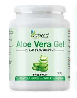 Kazima Aloe Vera Gel 50kg sealed carton