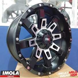 Peleg Mobil Ring 20 Mazda HSR BATTLEFILE R20x9 Lobang 6x139,7