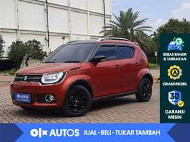 [OLXAutos] Suzuki Ignis 1.2 GL M/T 2018 Merah MRY