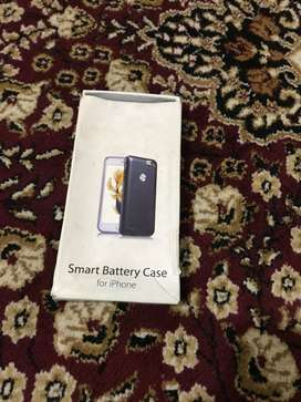 Battery backup for iphone 6+ and 6s+