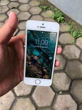 Iphone 5s 16gb gold tangan pertama