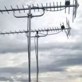Terima pasang antena tv medan satria