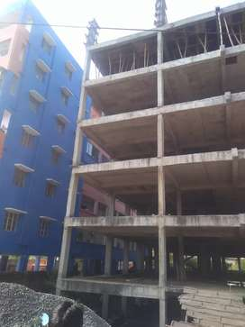 Apartment@ RS 1650 per sq feet only in babudih