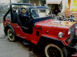 Mahindra Jeep 1986 Diesel Well Maintained