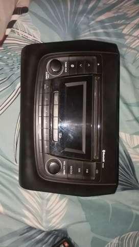 Maruti Suzuki swift Audio player